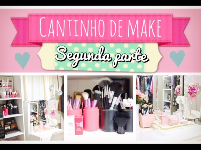 cantinho de make