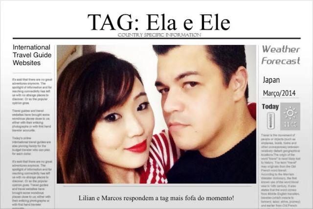 CAPA TAG ELA E ELE
